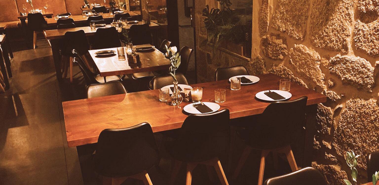 Restaurante Gabba Vinos tapas Sanxenxo
